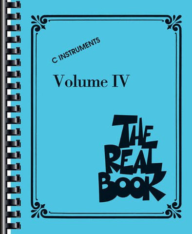 The Real Book – Volume IV