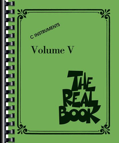 The Real Book – Volume V
