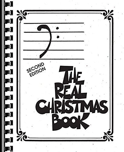 The Real Christmas Book – 2nd Edition (Bass Clef)