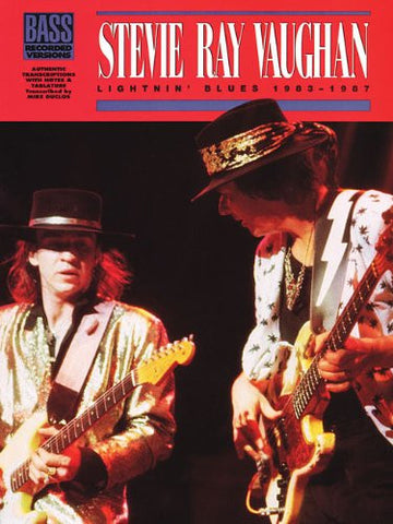 Stevie Ray Vaughan – Lightnin' Blues 1983-1987