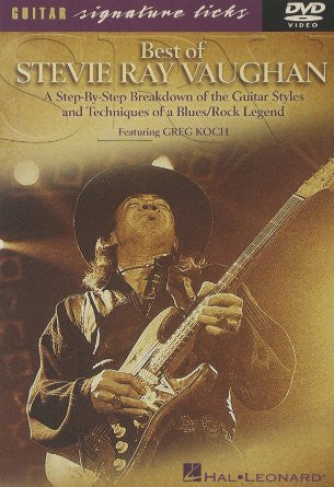 Best of Stevie Ray Vaughan (DVD)