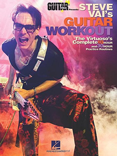 Steve Vai's Guitar Workout