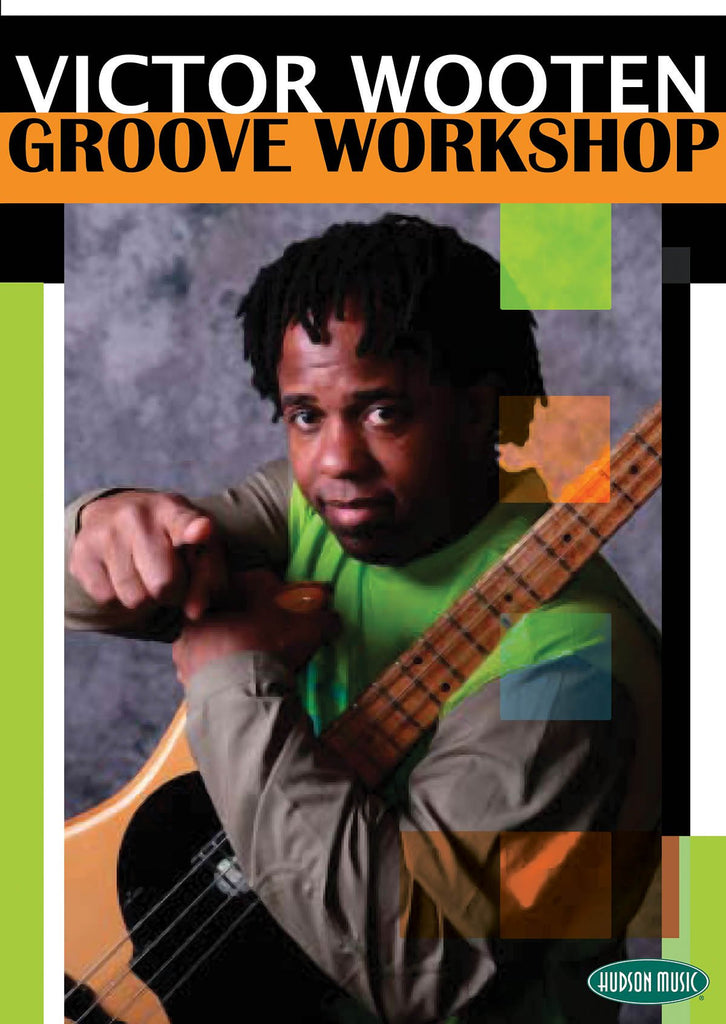 Victor Wooten Groove Workshop (2 instructional DVDs)