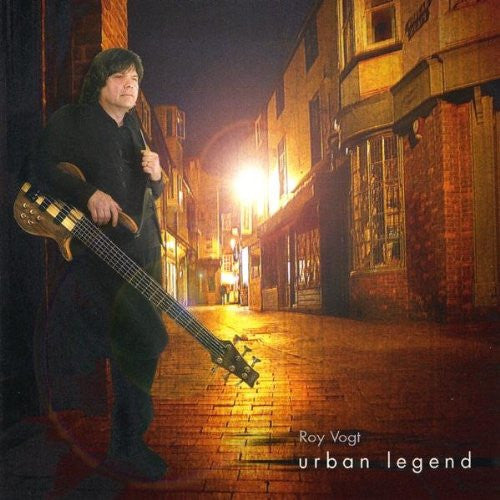 "Roy Vogt, ""Urban Legend"" (Audio CD)"