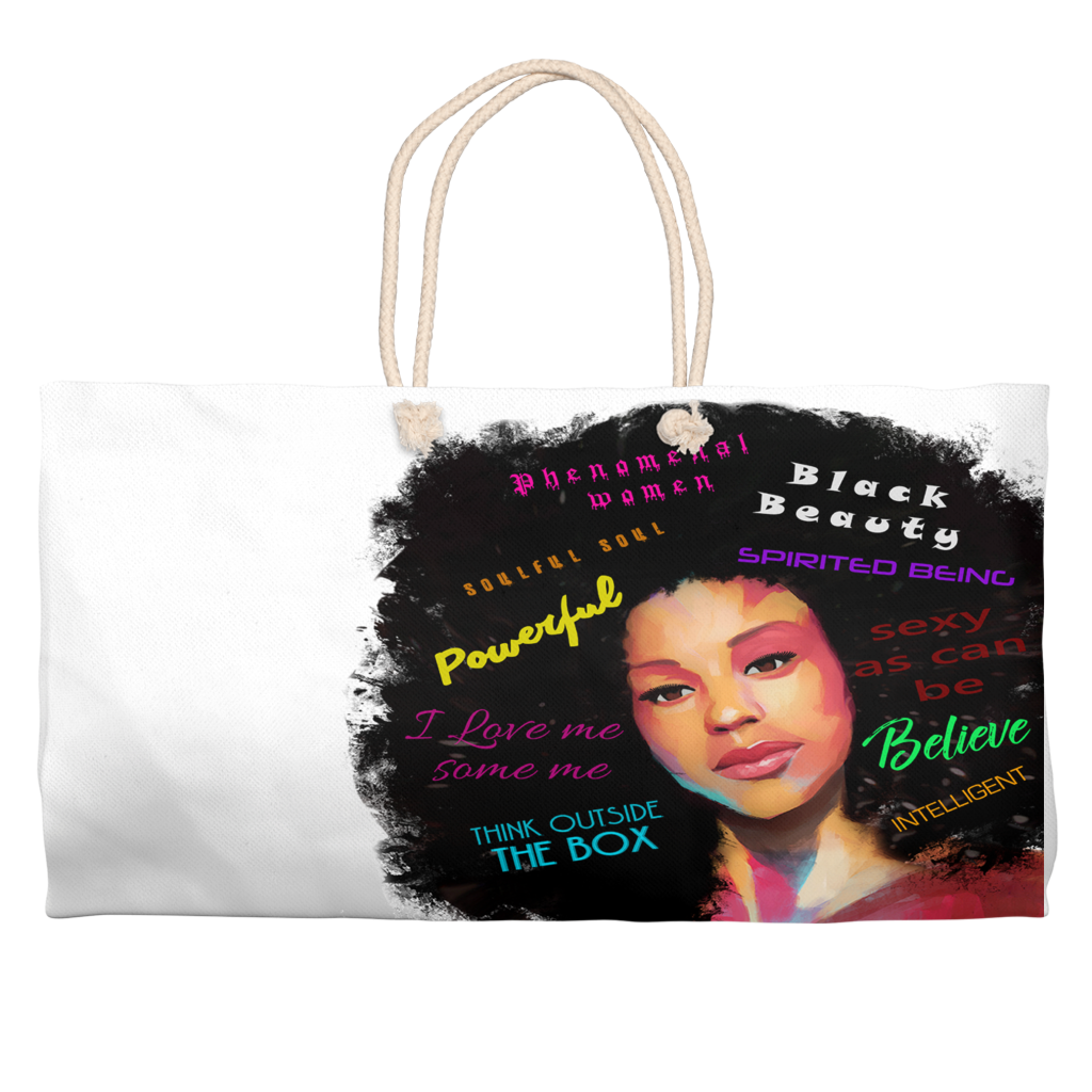 Fearless Empower Me Weekender Totes