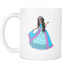 Princess Jalaya - Black Mug