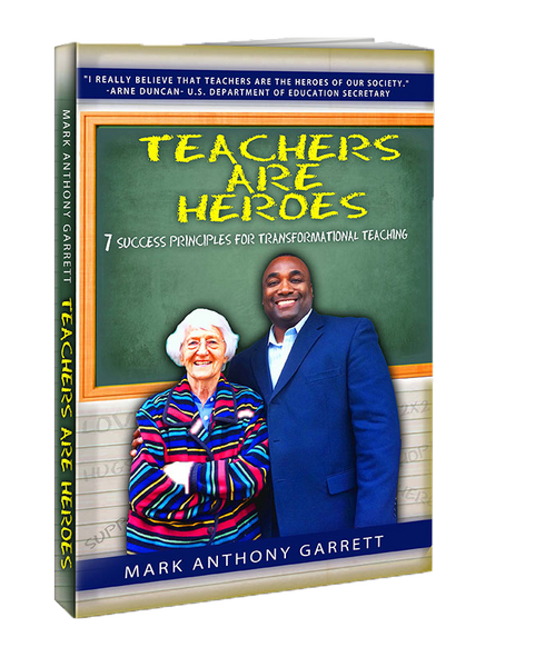 Teachers Are Heroes Book