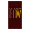 Beach Towel - Be the Flow