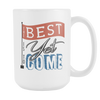 White Mug - The Best is Yet to Come