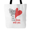 Tote Bag - Follow Your Heart