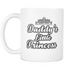 White Mug - Daddy's Little Princess02