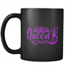 Black Mug - Queen B in the Making
