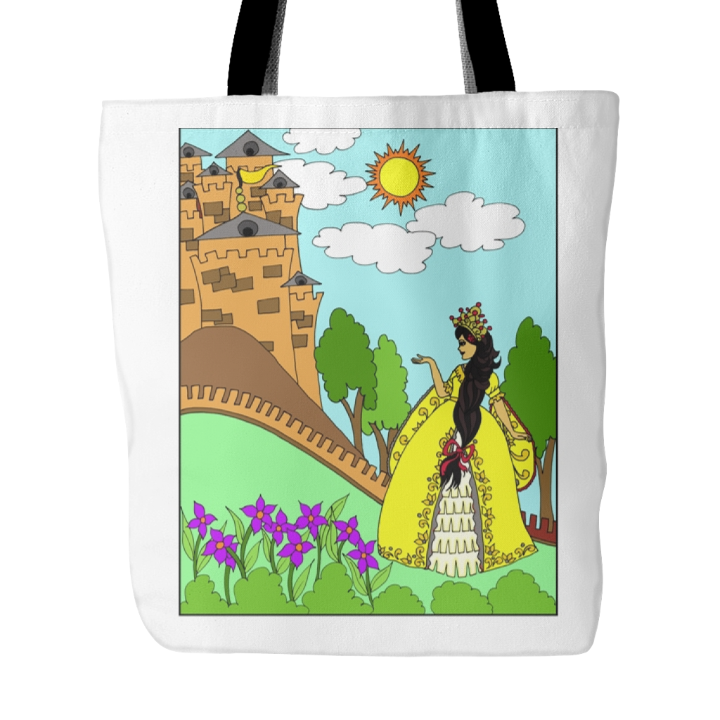 Princess Sofia's Castle - Tote Bag