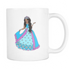 Princess Jalaya - White Mug