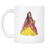 Princess Lea - White Mug