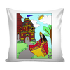 Princess Lea's Castle Pillow Cover