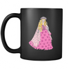 Princess Amber - Black Mug