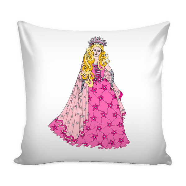 Princess Amber Pillow Cover
