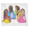 Fleece Blanket - Circle of Princess Friends