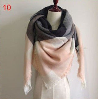 Fall and Winter Scarf #10
