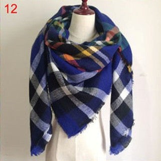 Fall and Winter Scarf #12