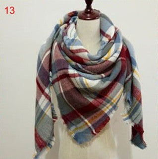 Fall and Winter Scarf #13