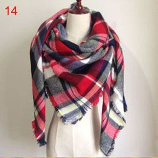 Fall and Winter Scarf #14