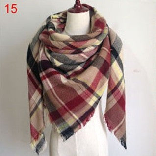 Fall and Winter Scarf #15