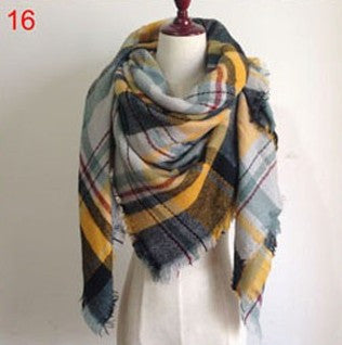 Fall and Winter Scarf #16