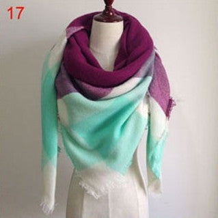 Fall and Winter Scarf #17