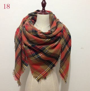 Fall and Winter Scarf #18