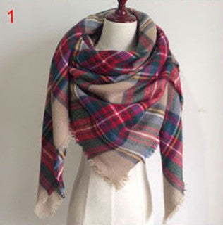 Fall and Winter Scarf #1