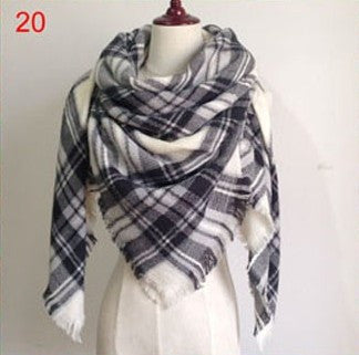Fall and Winter Scarf  #20