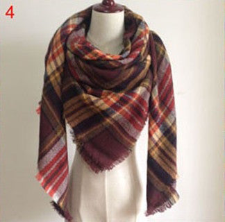 Fall and Winter Scarf #4