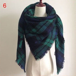 Fall and Winter Scarf #6