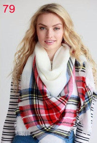 Fall and Winter Scarf #79