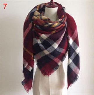 Fall and Winter Scarf #7