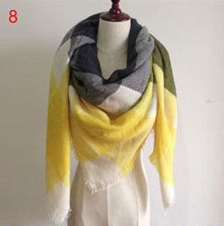 Fall and Winter Scarf #8