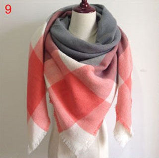 Fall and Winter Scarf #9