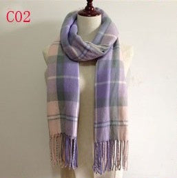 Fall and Winter Scarf - Mateth