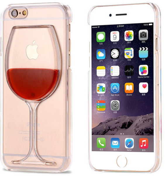 Wine Enthusiasts iPhone Case
