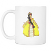 Princess Sofia - White Mug