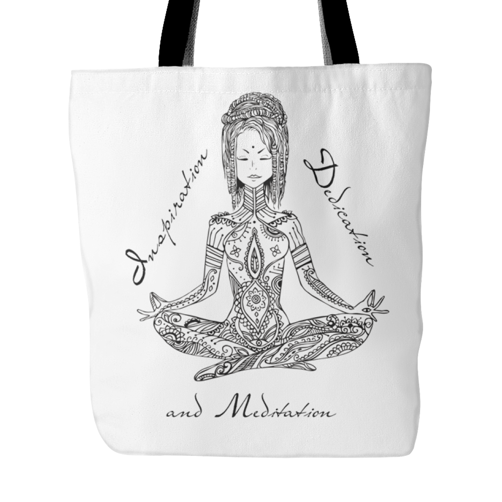 Tote Bag - Mediation