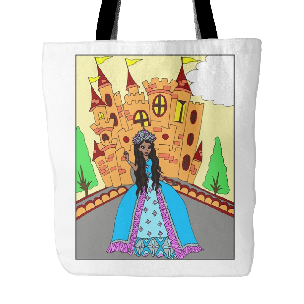 Princess Jalaya's Castle - Tote Bag