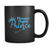 Black Mug - Mommy's Mighty Prince