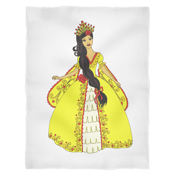 Princess Sofia Fleece Blanket
