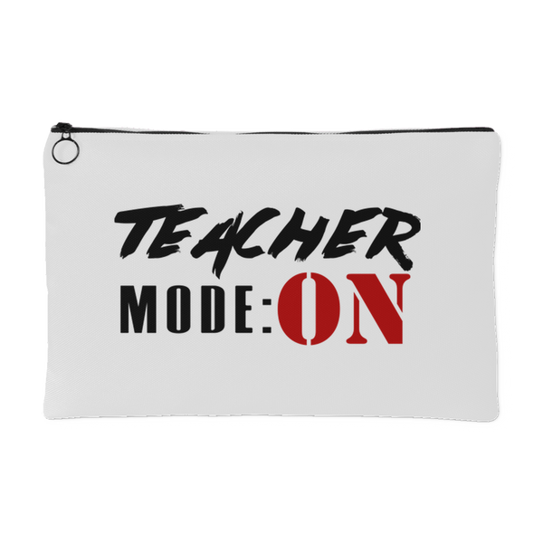 Accessory Pouch - Teacher Mode: ON