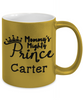 Personalized Metalic Mug - Mommy's Mighty Prince