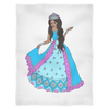 Princess Jalaya Fleece Blanket