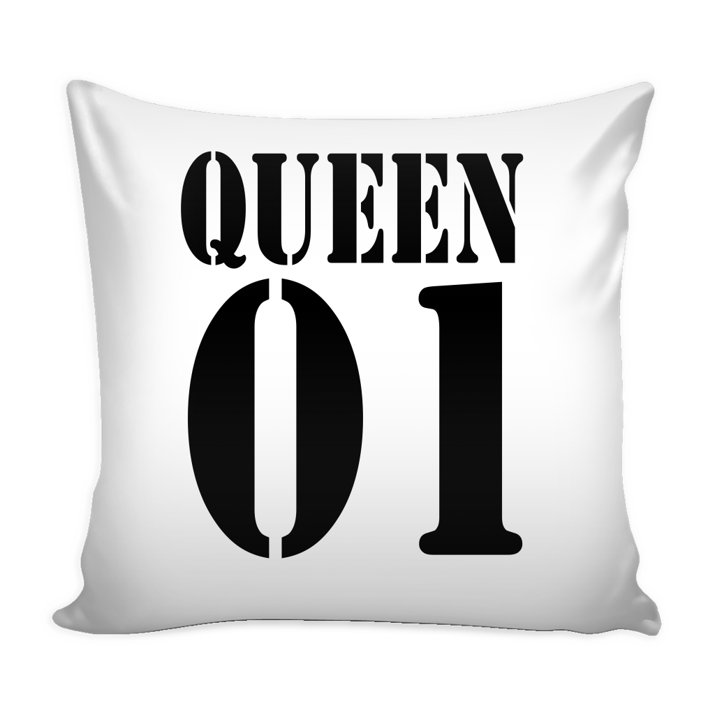 Pillow Cover - Queen01